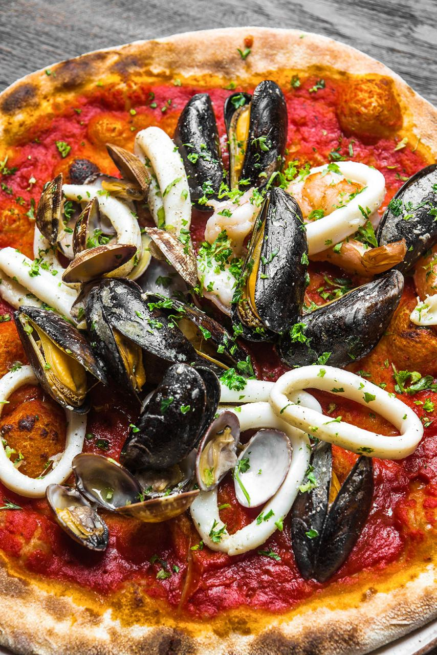 Italiaans restaurant Schoten L'Angolino